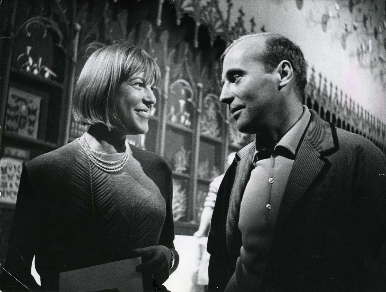 with Ingeborg Bachmann